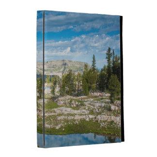 Alaska Basin Lakes iPad Folio Case