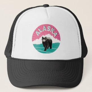 Alaska Bear Trucker Hat