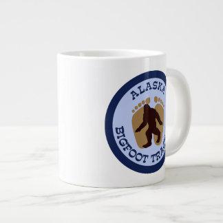 Alaska Bigfoot Tracker Giant Coffee Mug