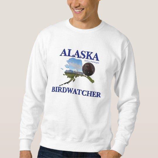 Alaska Birdwatcher Sudadera