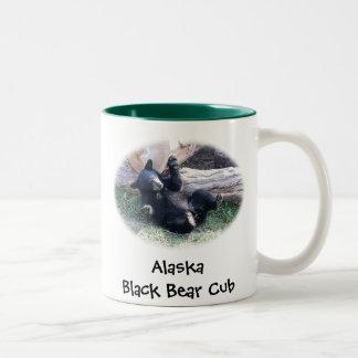 Alaska Black Bear Cub Mug