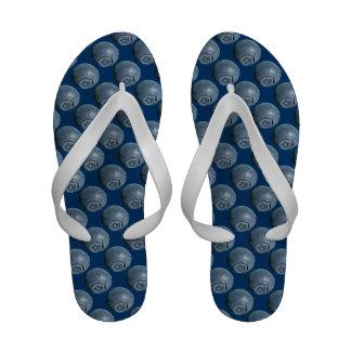 Alaska Blueberries Vaccinium ovalifolium Sandals