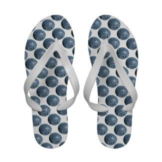 Alaska Blueberries Vaccinium ovalifolium Flip Flops