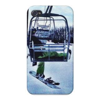 Alaska Boarding Case Case For iPhone 4