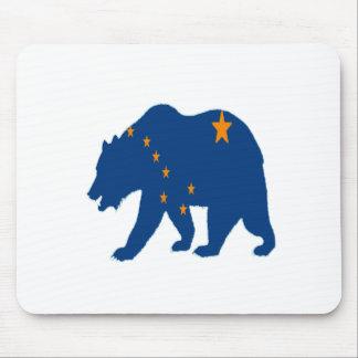 Alaska Bound Mouse Pad