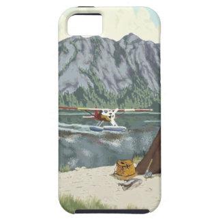 Alaska Bush Plane And Fishing Travel iPhone 5 Cases