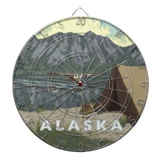 Alaska Bush Plane Souvenirs Dartboards
