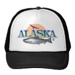 Alaska Cap Trucker Hat
