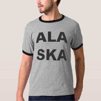 """ALASKA """"CAPS"""" T-Shirt"""