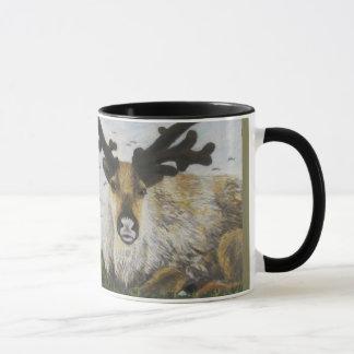Alaska Caribou Mug