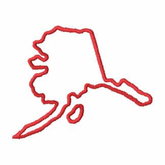 Alaska Chamarra De Deporte Bordada