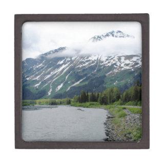 Alaska clouds gift box