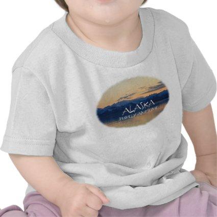 Alaska Coast - Purely Awesome Tee Shirt