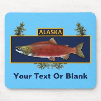 Alaska Combat Fisherman Badge Mouse Pad