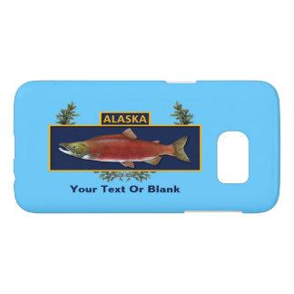 Alaska Combat Fisherman Badge Samsung Galaxy S7 Case