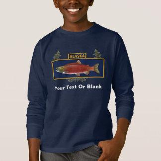 Alaska Combat Fisherman Badge T-Shirt