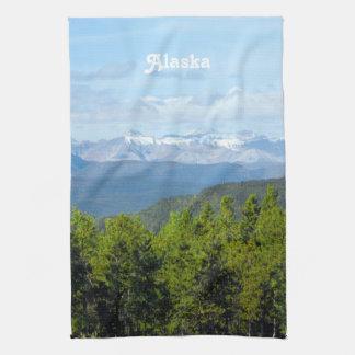 Alaska Countryside Kitchen Towel