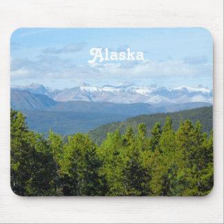 Alaska Countryside Mouse Pad