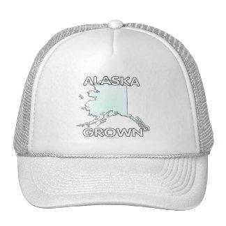 Alaska crecida gorras