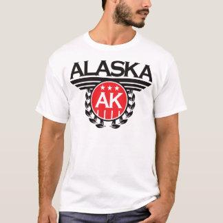 Alaska Crest Design T-Shirt