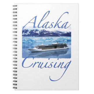 Alaska Cruise Journal Spiral Notebooks