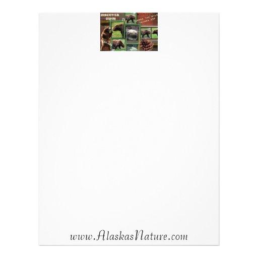 Alaska-  custom letterhead