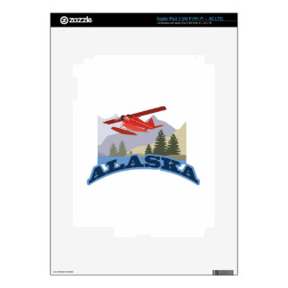 Alaska Decal For iPad 3