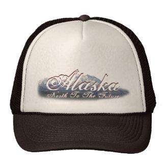 Alaska del norte a la gorra de béisbol futura