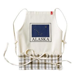 Alaska Delantal Zazzle HEART