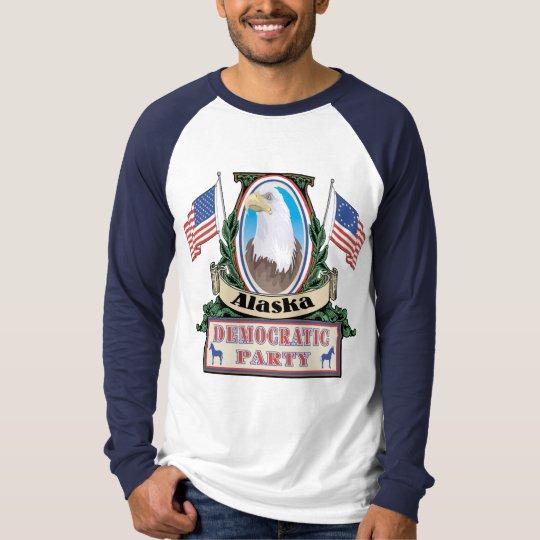 Alaska Democrat Party T-shirts