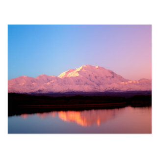 Alaska, Denali National Park, Mt. McKinley at Post Cards