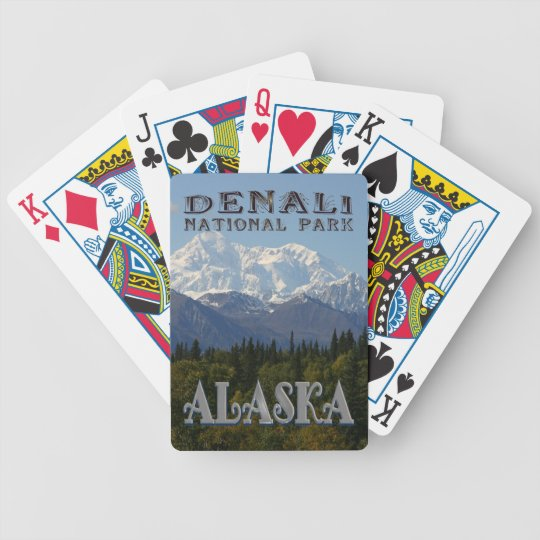 Alaska Denali National Park Mt McKinley Cards