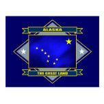 Alaska Diamond Post Cards
