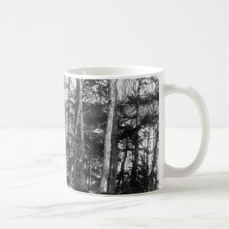 Alaska Dog Sledding Coffee Mug