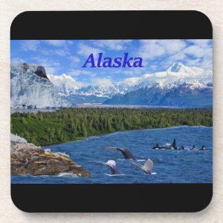 Alaska Drink Coaster