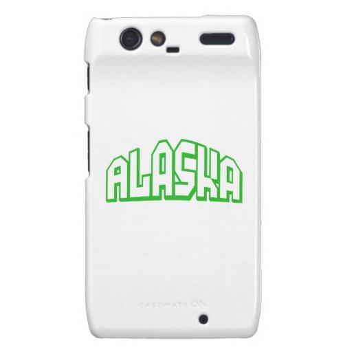 Alaska Droid RAZR Carcasa