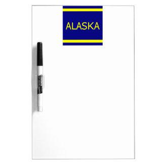 Alaska Dry Erase Board with Pen