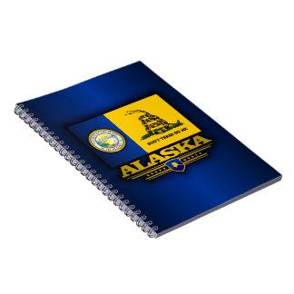 Alaska (DTOM) Spiral Notebook