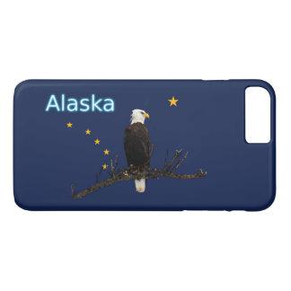 Alaska Eagle And Flag iPhone 7 Plus Case