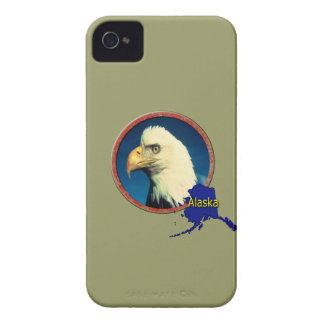Alaska Eagle Carcasa Para iPhone 4 De Case-Mate