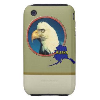 Alaska Eagle Carcasa Though Para iPhone 3