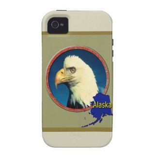 Alaska Eagle iPhone 4/4S Cases
