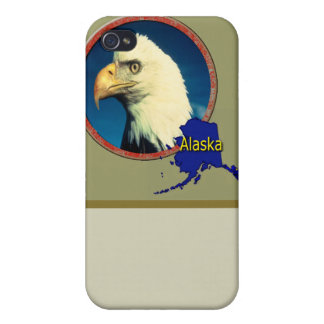 Alaska Eagle Covers For iPhone 4