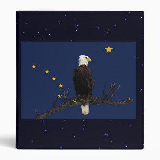 """Alaska Eagle y bandera Carpeta 1"""""""