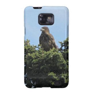 Alaska Eagles Galaxy S2 Carcasas