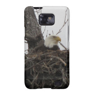 Alaska Eagles Galaxy S2 Fundas