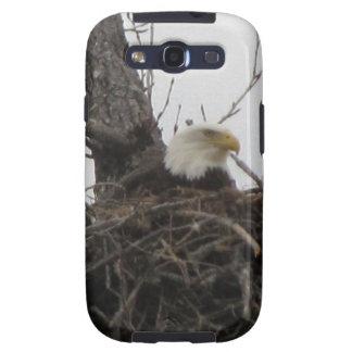 Alaska Eagles Galaxy SIII Protectores
