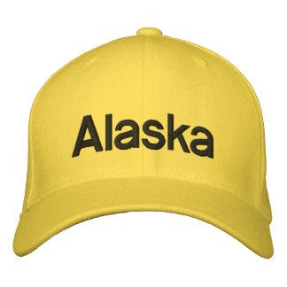 Alaska Embroidered Baseball Caps