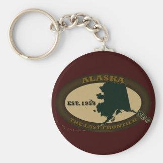 Alaska Est. 1959 Keychain