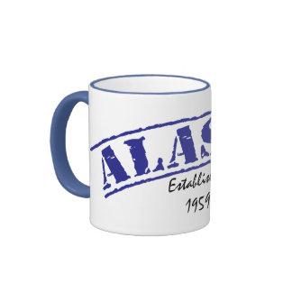 Alaska Established Ringer Mug